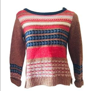 Anthropologie Sparrow pullover sweater, Medium